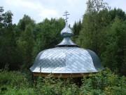 Неизвестная часовня - Христофорова Пустынь - Вилегодский район - Архангельская область