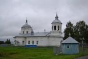 Церковь Богоявления  Господня - Раменье - Грязовецкий район - Вологодская область