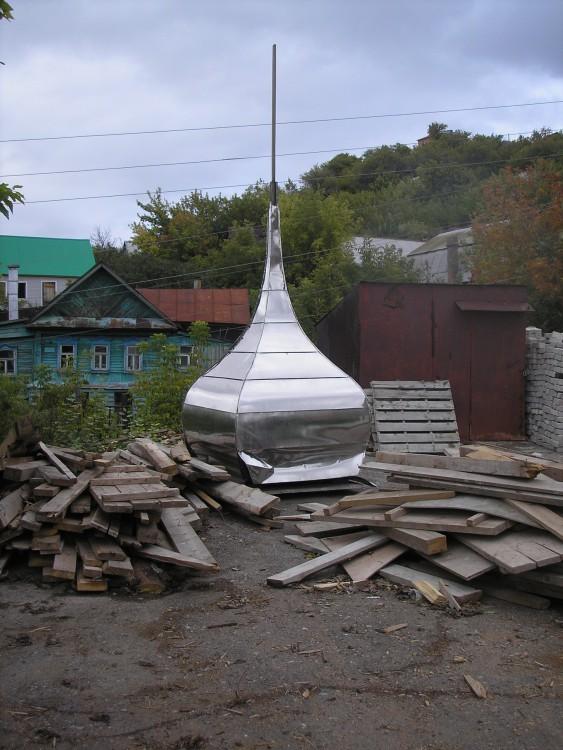 Церковь Ермогена, Патриарха Московского, Уфа
