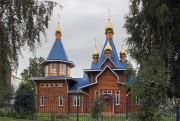 Церковь Владимирской иконы Божией Матери - Чебоксары - г. Чебоксары - Республика Чувашия