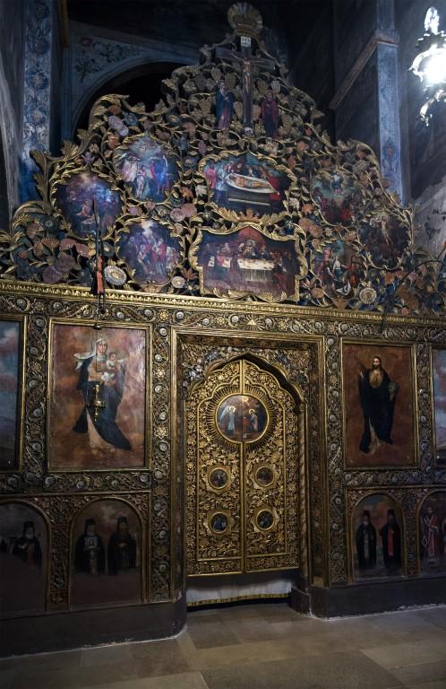 Бодбийский Нины равноапостольной монастырь. Собор Георгия Победоносца и Нины равноапостольной, Бодбе