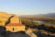 Церковь Георгия Победоносца - Уплисцихе - Шида-Картли - Грузия