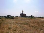 Церковь Троицы Живоначальной - Приазовский - Темрюкский район - Краснодарский край