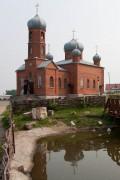 Церковь Пантелеимона Целителя - Белокуриха - Смоленский район и г. Белокуриха - Алтайский край