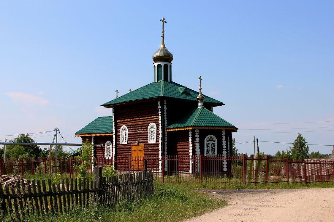 Церковь Рождества Пресвятой Богородицы, Семёново