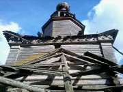 Церковь Рождества Христова - Кишкино - Нюксенский район - Вологодская область