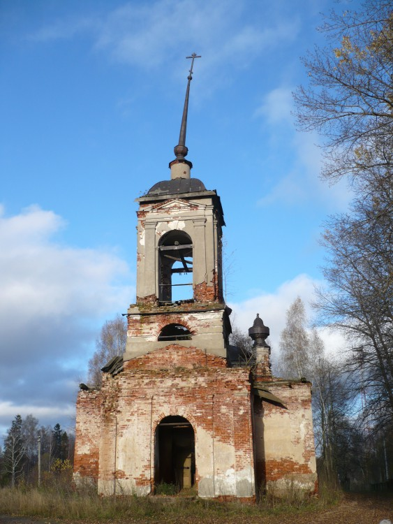 Церковь Рождества Христова, Ермаково