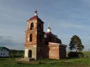 Парафеевка. Богородице-Тихвинский Рябашский женский монастырь. Церковь Илии Пророка