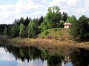 Часовня Троицы Живоначальной - Дедов Остров - Тотемский район - Вологодская область