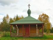 Часовня Илии Пророка - Заполье - Любытинский район - Новгородская область