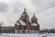 Церковь Серафима Саровского - Бисерть - Бисертский городской округ - Свердловская область