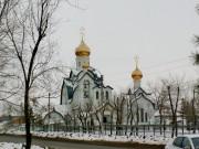 Церковь Троицы Живоначальной при больнице им. Н.И. Пирогова - Оренбург - г. Оренбург - Оренбургская область