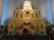 Екатеринбург. Сергия Радонежского и Елисаветы Феодоровны, церковь