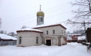 Церковь Вознесения Господня - Вареж - Павловский район - Нижегородская область