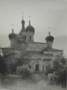 Спас-Михнево, урочище. Спаса Преображения, церковь