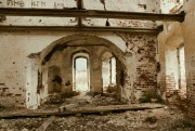 Церковь Успения Пресвятой Богородицы - Ивановское - Белозерский район - Вологодская область