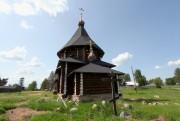 Часовня Георгия Победоносца - Бобровец - Андреапольский район - Тверская область