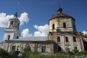 Церковь Вознесения Господня - Новокотово - Молоковский район - Тверская область