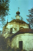 Церковь Троицы Живоначальной - Слобода - Молоковский район - Тверская область