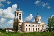 Церковь Богоявления Господня - Никольское - Рамешковский район - Тверская область