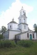 Церковь Воскресения Христова - Белая - Молоковский район - Тверская область
