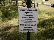 Часовня Воскресения Словущего - Рясня - Старицкий район - Тверская область