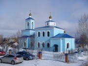 Церковь Покрова Пресвятой Богородицы - Назарово - г. Назарово - Красноярский край