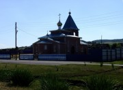 Церковь Иверской иконы Божией Матери - Чёрное Озеро - Ширинский район - Республика Хакасия