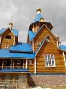 Церковь Казанской иконы Божией Матери - Зюзельский - Полевской район - Свердловская область