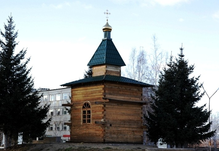 Часовня Димитрия Донского, Биробиджан
