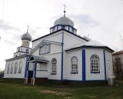 Церковь Богоявления Господня - Тарханы - Батыревский район - Республика Чувашия