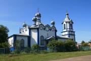 Церковь Рождества Христова - Шерауты - Комсомольский район - Республика Чувашия
