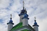 Церковь Смоленской иконы Божией Матери - Гришино - Янтиковский район - Республика Чувашия