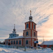 Церковь Василия Великого - Яншихово-Норваши - Янтиковский район - Республика Чувашия
