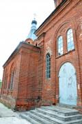 Церковь Покрова Пресвятой Богородицы - Буртасы - Урмарский район - Республика Чувашия