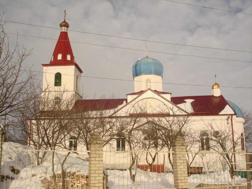 Церковь Веры, Надежды, Любови и матери их Софии, Суворовская