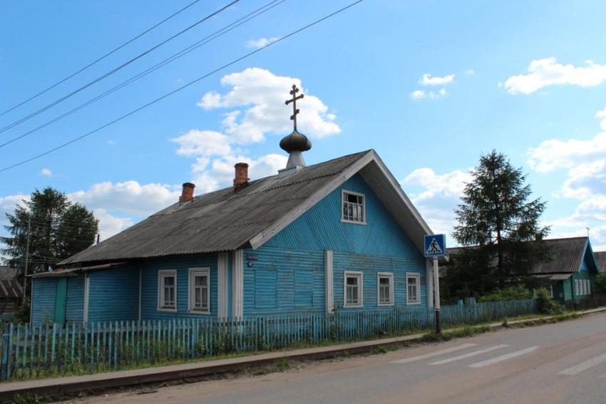 Домовая церковь Артемия Веркольского, Карпогоры