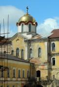 Новый Афон. Новоафонский монастырь Святого Апостола Симона Кананита. Больничная церковь мученика Иерона