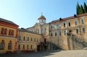 Новый Афон. Новоафонский монастырь Симона Кананита. Больничная церковь мученика Иерона