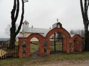 Моленная Покрова Пресвятой Богородицы и Николая Чудотворца - Москвино - Прейльский край - Латвия