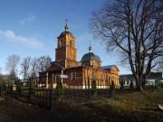 Церковь Василия Великого - Уношево - Гордеевский район - Брянская область
