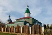 Покровский мужской монастырь - Верхнемакеевка - Кашарский район - Ростовская область
