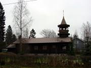 Неизвестная часовня - Мюллюкоски - Финляндия - Прочие страны