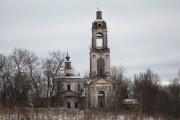 Церковь Успения Пресвятой Богородицы - Успенское на Секше, урочище - Любимский район - Ярославская область