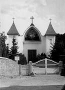 Церковь Вознесения Господня (старая) - Кореиз - г. Ялта - Республика Крым