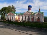 Церковь Алексия, Митрополита Московского - Черепаново - Черепановский район - Новосибирская область
