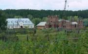 Покровский мужской монастырь - Факел Революции - Искитимский район - Новосибирская область