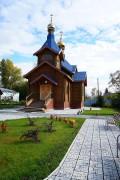 Церковь Владимирской иконы Божией Матери - Станционно-Ояшинский - Мошковский район - Новосибирская область