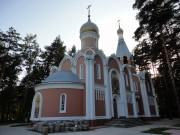 Новосибирск. Троицы Живоначальной, церковь
