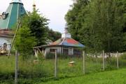Часовня Богоявления Господня - Опарино - Сергиево-Посадский район - Московская область